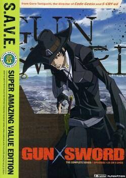 Gun X Sword: Complete Box Set (S.A.V.E.) (DVD)