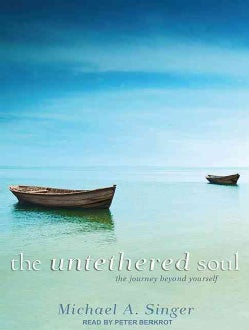 The Untethered Soul: The Journey Beyond Yourself (CD-Audio)