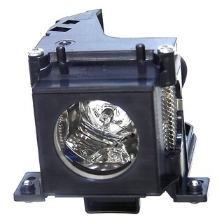 V7 200 W Replacement Lamp for Sanyo PLC-XW50, PLC-XW55 Replaces Lamp