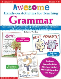 Awesome Hands-On Activities for Teaching Grammar (Paperback)