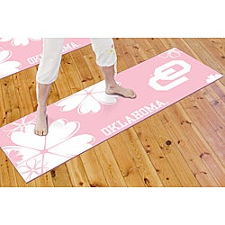 Fanmats University of Oklahoma Yoga Mat