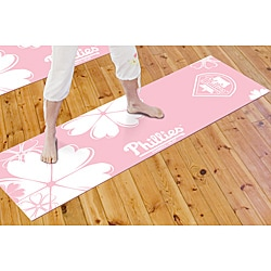 Fanmats Philadelphia Phillies Yoga Mat