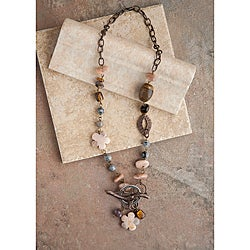 Classic 'Vintage Earth' Necklace