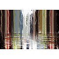 Maxwell Dickson Acheron Abstract Canvas Wall Art