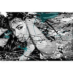 Maxwell Dickson 'In the Wind' Canvas Wall Art