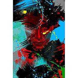 Maxwell Dickson 'Living Colors' Canvas Wall Art