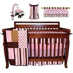 Trend Lab Maya 7-piece Crib Bedding Set