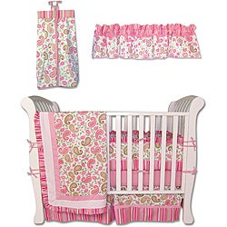 Trend Lab Paisley Park 6-piece Crib Bedding Set