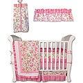Trend Lab Paisley Park 6-piece Crib Bedding Set