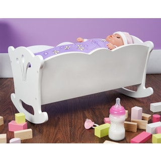 Kid Kraft Lil Doll Cradle Toy