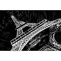 Maxwell Dickson 'Eiffel Tower' Canvas Wall Art
