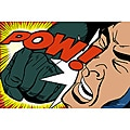 Maxwell Dickson 'POW!' Canvas Wall Art