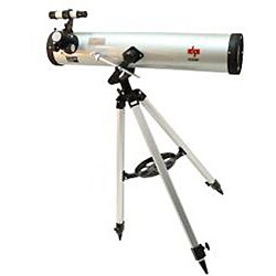 Defender 700x76 Series Glass Optics Reflector Telescope