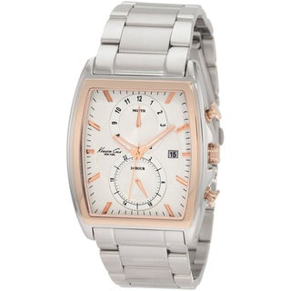 Kenneth Cole New York Men's Two-tone Rose Stainless Watch