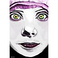 Maxwell Dickson 'Whiteface' Canvas Wall Art