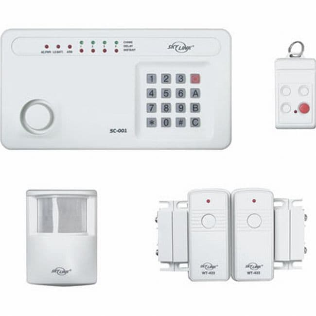 Skylink SC-100 Security System Deluxe Kit