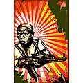 Maxwell Dickson 'Child Soldier' Canvas Wall Art