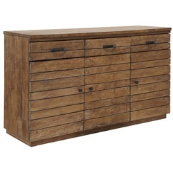 Mesa 3-Drawer 3-Door Sand Buffet