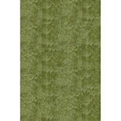 Handmade Posh Apple Green Shag Rug (8' x 10')