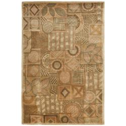 Safavieh Handmade Reflections Multi Wool Rug (7'6 x 9'6)