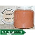 Southern Made Candles Soy 18-oz Hot Apple Pie Apothecary Candle