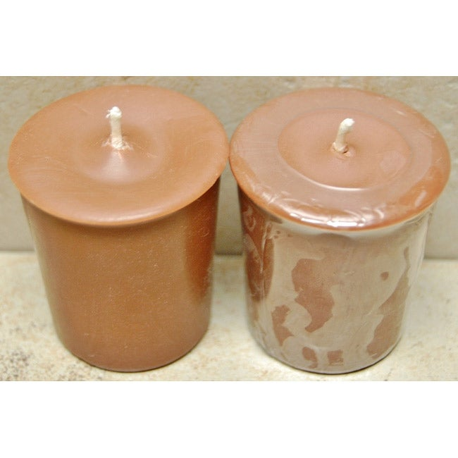 Southern Made Candles Soy 2-oz Hot Baked Apple Pie Votives (Pack of 12)