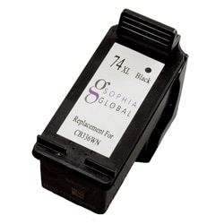 HP 74XL Black Ink Cartridge (Remanufactured)