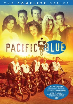 Pacific Blue: The Complete Series (DVD)