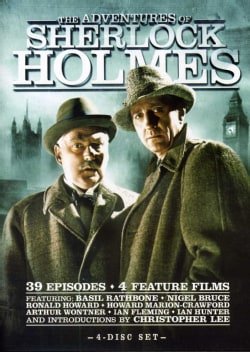 Adventures Of Sherlock Holmes (DVD)
