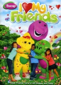 Barney: I Love My Friends (DVD)