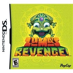 Nintendo DS - Zuma's Revenge
