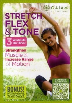 Stretch, Flex & Tone (DVD)