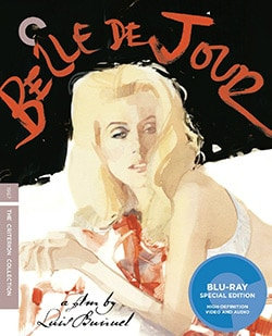 Belle de Jour - Criterion Collection (Blu-ray Disc)