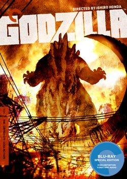 Godzilla - Criterion Collection (Blu-ray Disc)