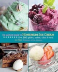 The Ultimate Guide to Homemade Ice Cream (Hardcover)