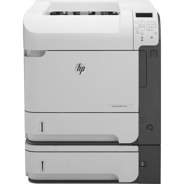 HP LaserJet 600 M602X Laser Printer - Monochrome - 1200 x 1200 dpi Pr