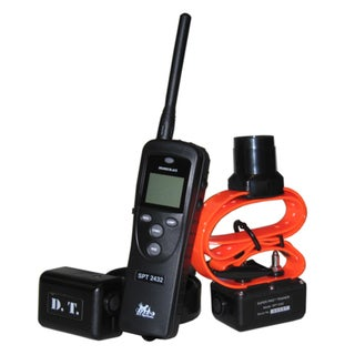 DT Systems Rechargeable Remote-Training Beeper Collar 8517813
