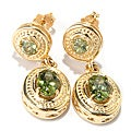 Michael Valitutti 14k Yellow Gold Tashmarine Earrings
