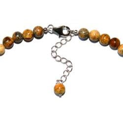 Pearlz Ocean Picture Jasper Journey Necklace