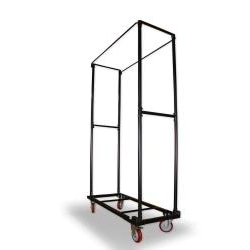 Mayline Event Series Folding Chair Stack Cart (For 5000FC)