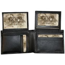 Dopp Men's Regatta Double ID Credit Card Bi-fold