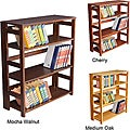 Flip Flop 34-inch High Folding Bookcase