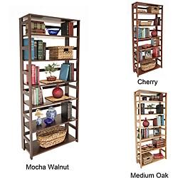 Flip Flop 67-inch Folding Bookcase