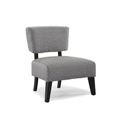 Delano Grey Weave Accent Chair