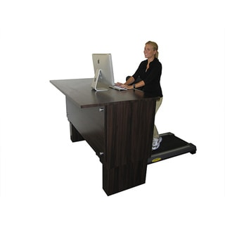 Signature Mocha S300 Executive Treadmill Desk