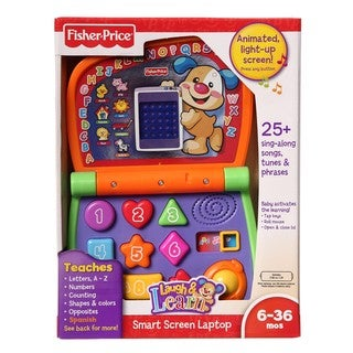Fisher Price Smart Screen Laptop