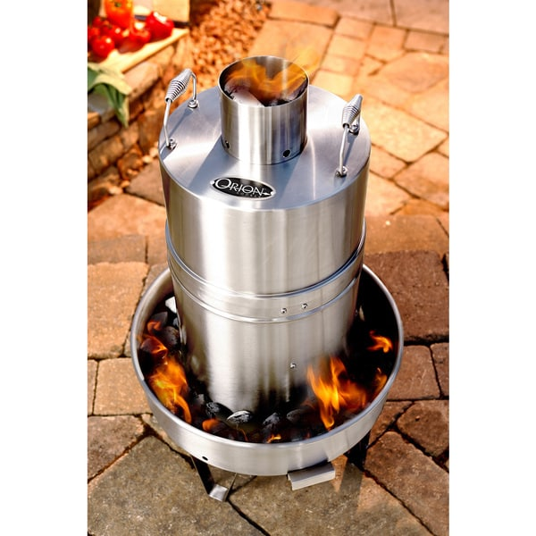 The Orion Cooker Conventional BBQ Smoker 8518924