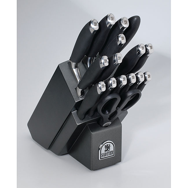 Sabatier 17 piece cutlery set