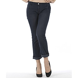 MDZ Women's 'Ginger' Straight-Fit Denim Jeans