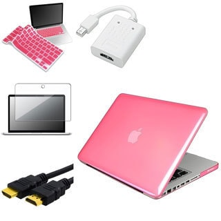 Case/ LCD Protector/ Keyboard Skin/ HDMI Cables for Apple MacBook Pro